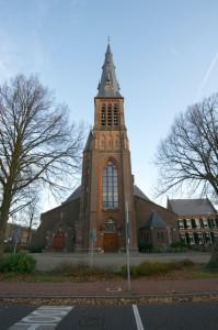 Willibrordkerk Vleuten van voren