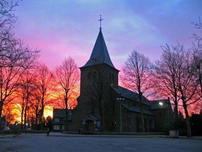 Foto Mariakerk zon